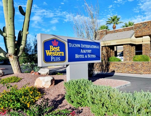 Best Western Tucson International Airport Hotel & Suites