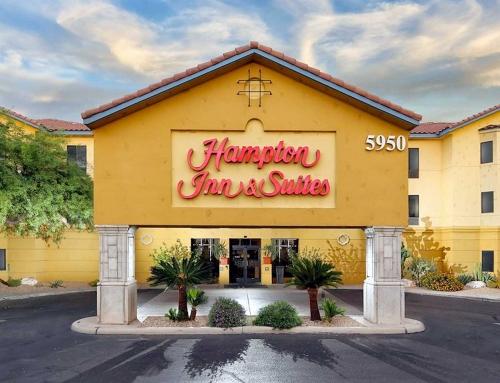 Hampton Inn & Suites Tucson Mall